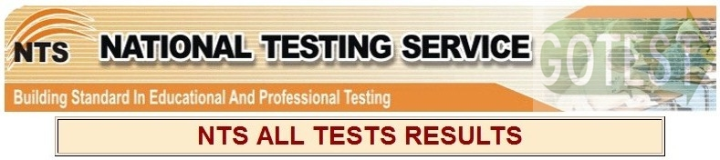 NTS NAT Test Results 2016 NAT Results Online Check