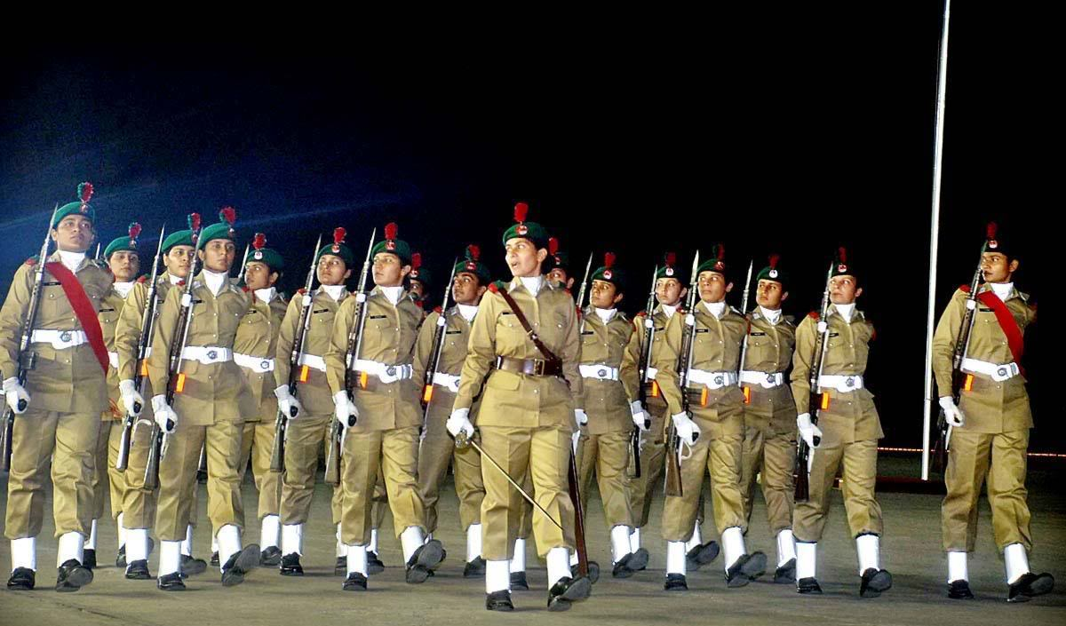 How to Girls Join Pakistan Army After Matric Inter BA and MA Degree
