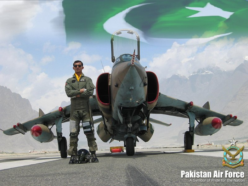 Join Pakistan Air Force after Intermediate and Graduation