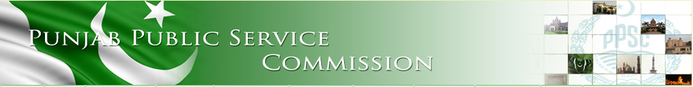 PPSC Test Schedule 20156 Dates and Posts Exams