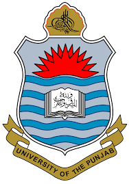 PU Lahore Entry Test 2016 Registration Forms