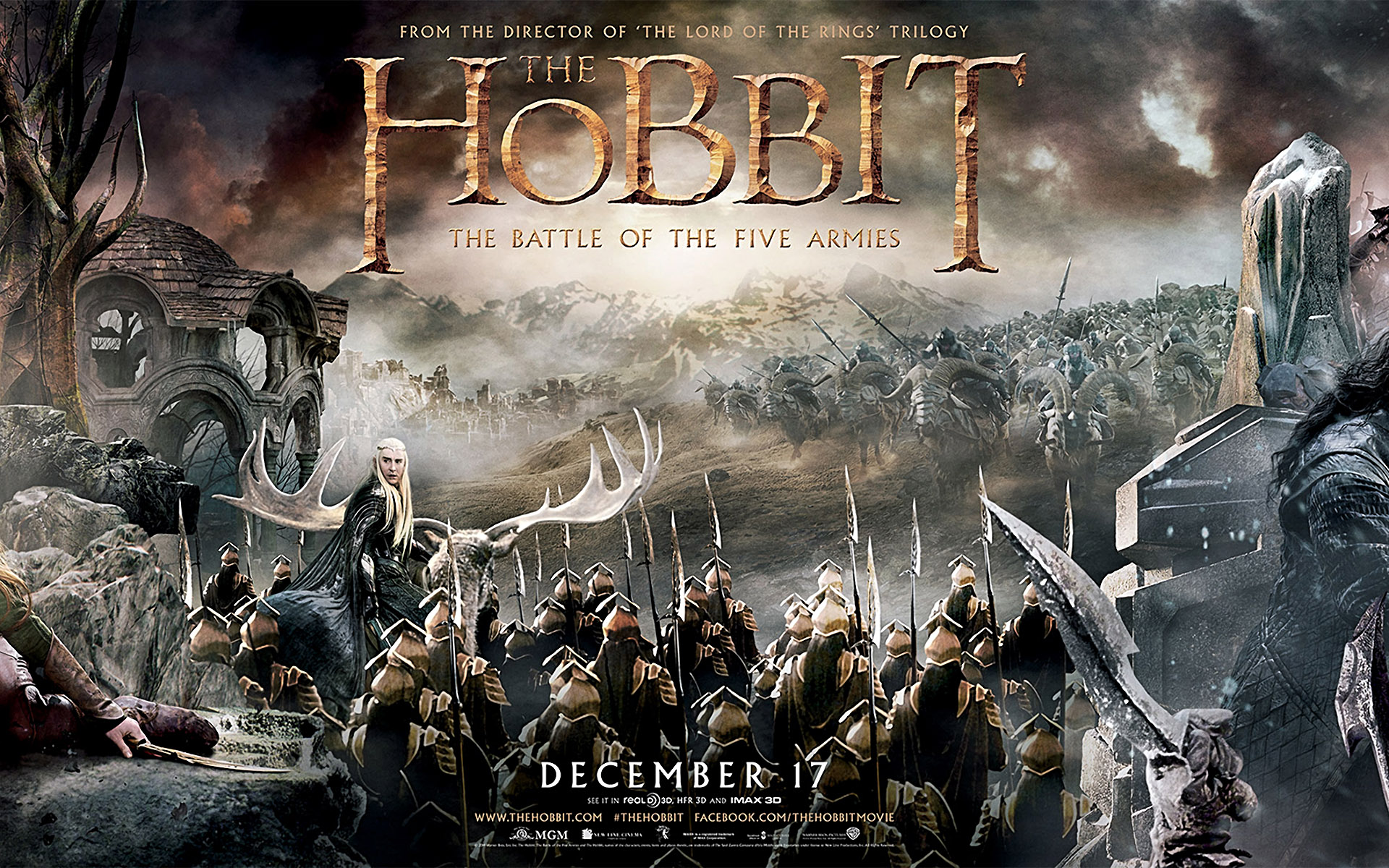 The Hobbit (The Battle of the Five Armies)