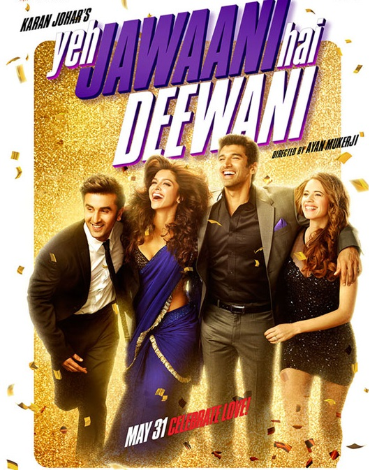 Movie Yeh Jawaani Hai Deewani