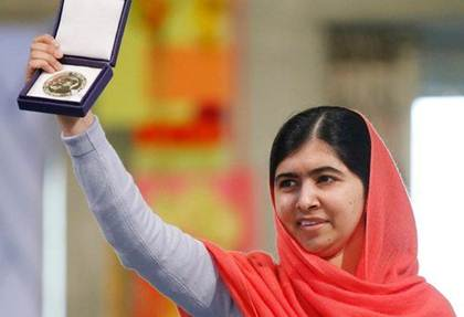 Malala Yousafzai Biography life Facts info Online Quiz Mcqs | Gotest