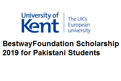 Bestway Foundation Scholarship for Pakistani Students in UK 2019