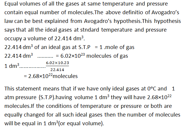 11th Class Chemistry Chapter 3 Gases Short Question Answers