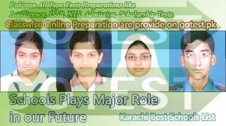Best Schools in Karachi for Boys and Girls