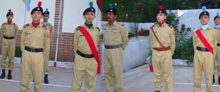 Cadet College Bhurban Admission Entry Test 2016