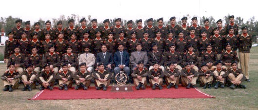 Cadet Colleges Selection Criteria and Eligibility