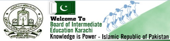 Inter Part 1 and Part 2 Commerce Private Humanities Regular Karachi Board Date Sheet