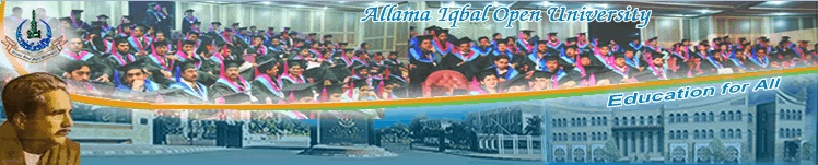 Allama Iqbal Open University AIOU BA B.Ed Admission 2016 Forms Download Online and Last Date Submission