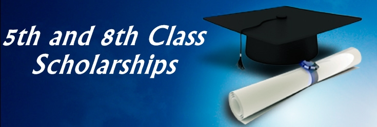 FDE and PEC 5th and 8th Class Scholarships 2016