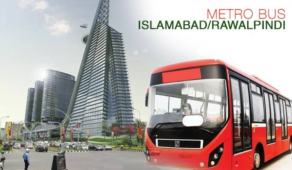 Islamabad Rawalpindi Metro Bus Project