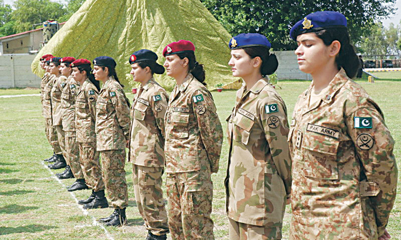 Join Pakistan Army Step by Step Guidance for Females