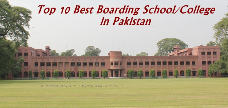 Top Boarding School and College in Pakistan