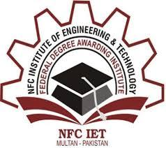 NFC IET Entry Test Online Preparation Sample Paper
