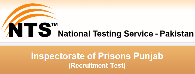 Inspectorate of Prisons Punjab Jobs Interview Schedule