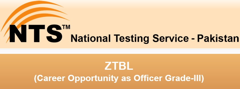 ZTBL Jobs 2016 NTS Test Result