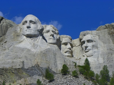 15 The Mount Rushmore National Memorial Is Located In