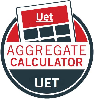 ECAT AGGREGATE CALCULATOR Online