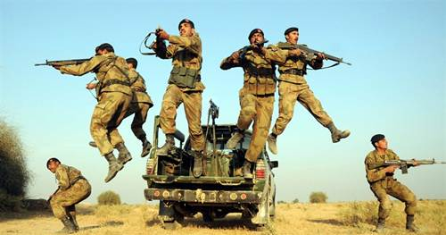 Facts About Pakistan Army