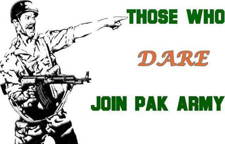 Join Pak Army as Junior Commissioned Officer and Soldiers