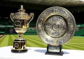 The Wimbledon Trophy