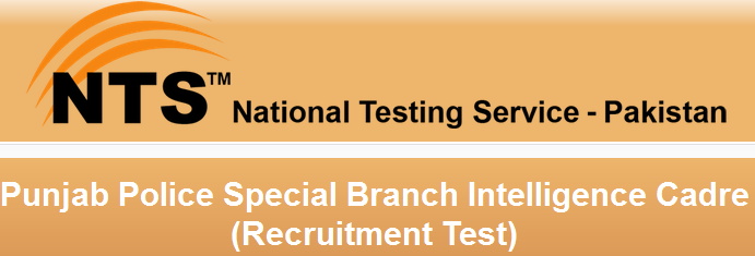 Punjab Police Jobs 2016 NTS Test Results