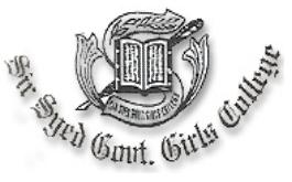 Sir Syed Government Girls College