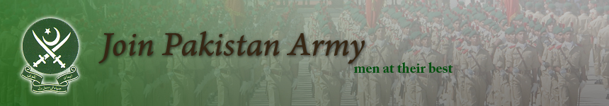 Join Pak Army Technical Cadet Course