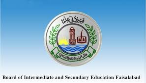 BISE Faisalabad Board of education