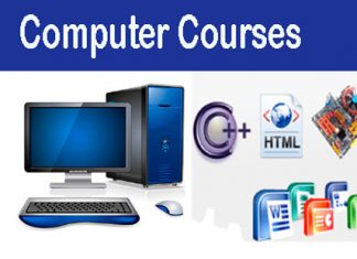 New latest Computer courses