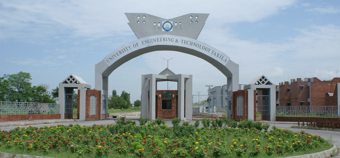 University of Engineering and Technology (UET) Taxila