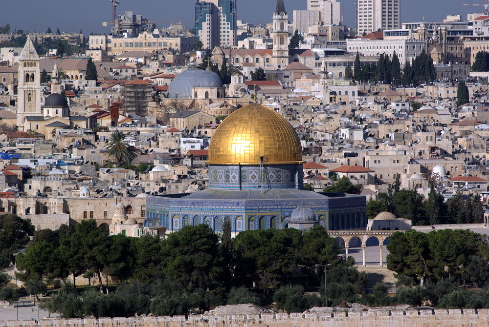 Jerusaleum is the capital of Palestine