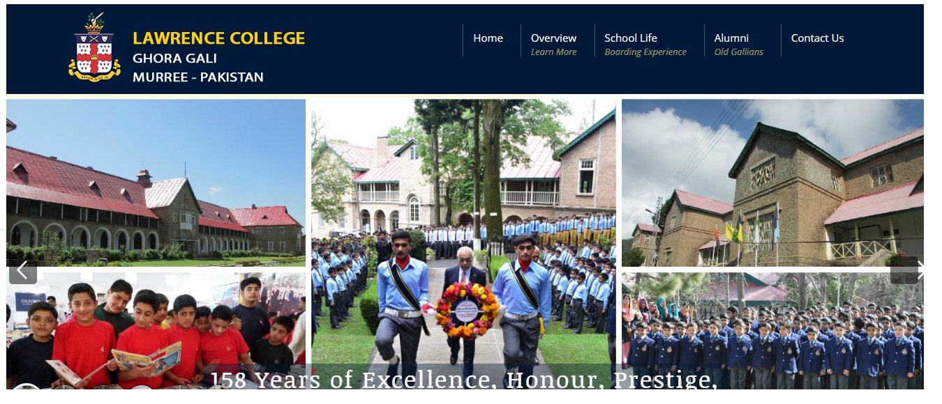 Lawrence College Ghora Gali admission